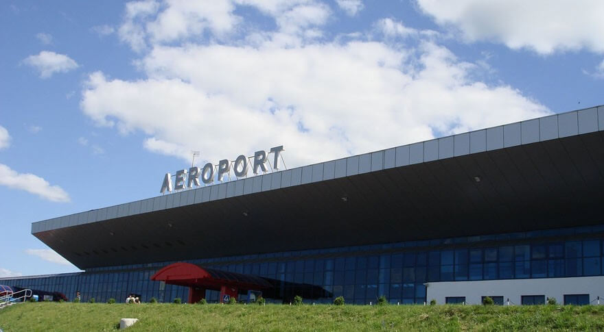 Moldawien-Lufttransporte-Airport_Chisinau