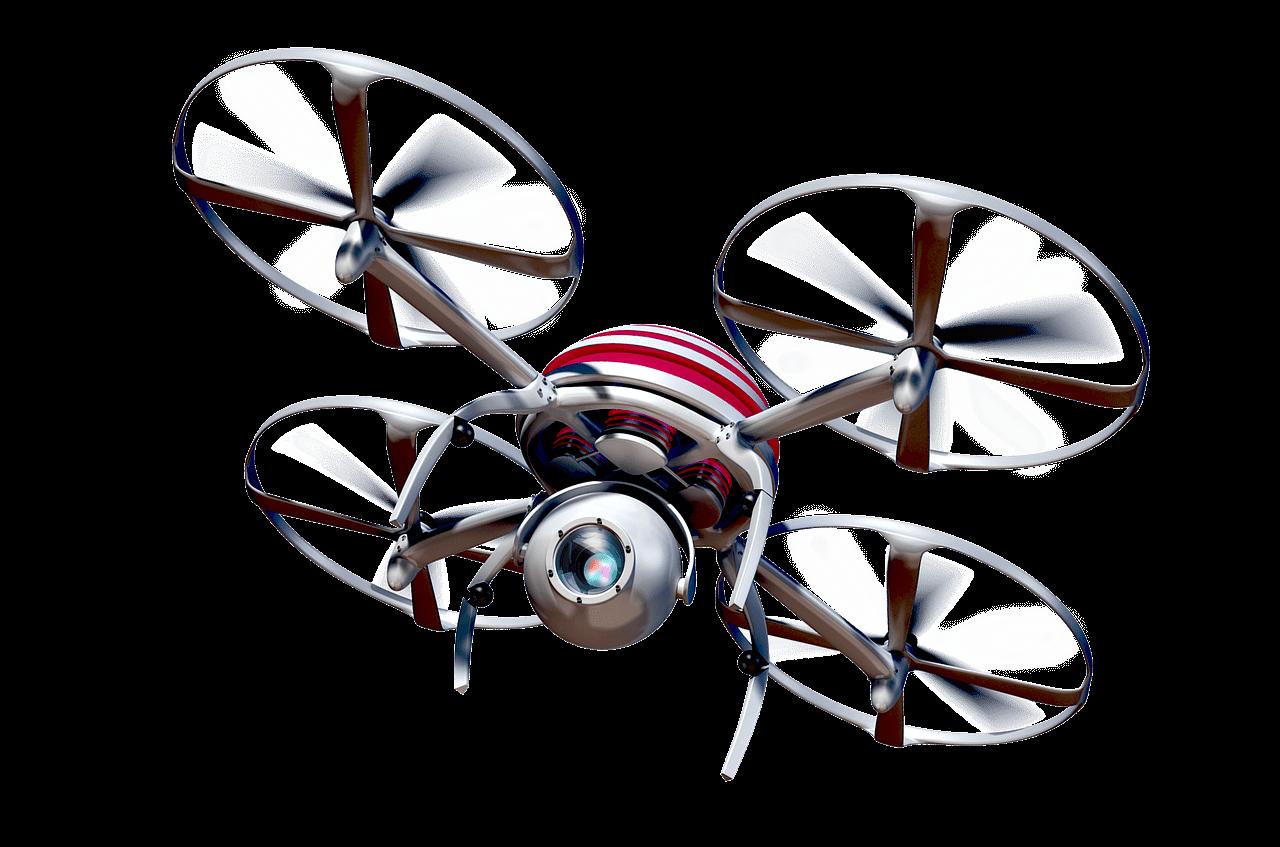Logistik-Trend-Drohnen
