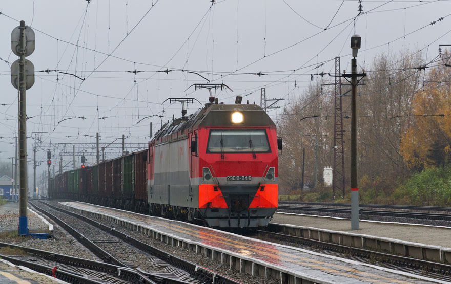 Logistik-Trends im Schienengüterverkehr 2018 - 2020