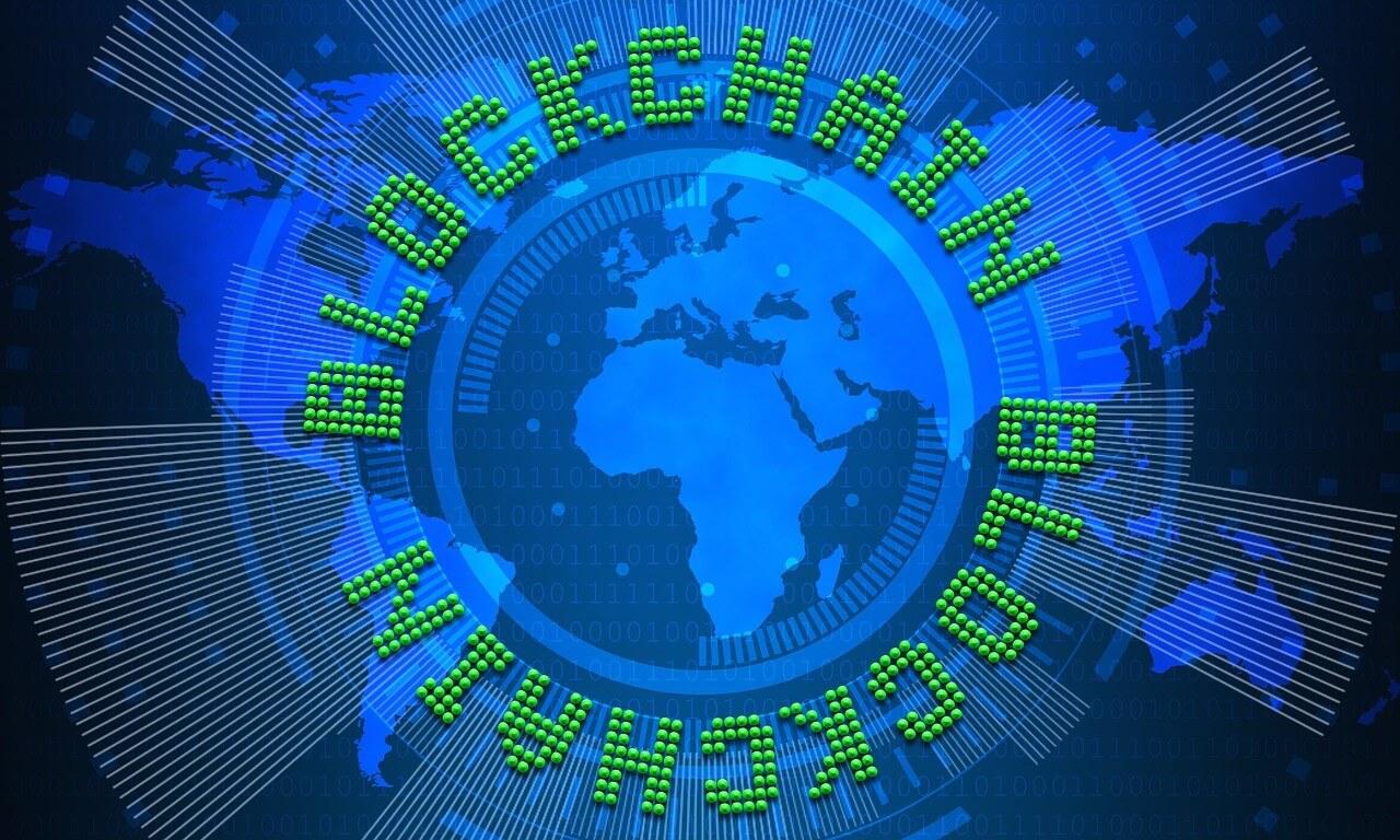 Logistik-Trend Blockchain