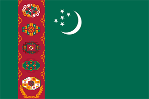 transport-spedition-turkmenistan-flagge